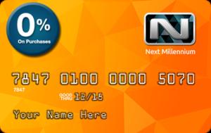 Next Millennium Card