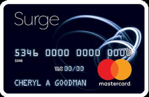 Surge Mastercard