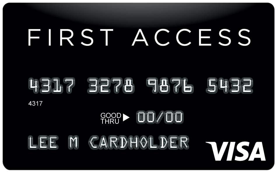 First Access Credit Card